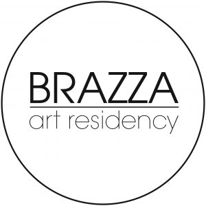 Logo Brazza Art Residency | David Pisani